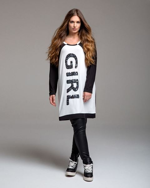 "Bild von Long Top ""GIRL"""