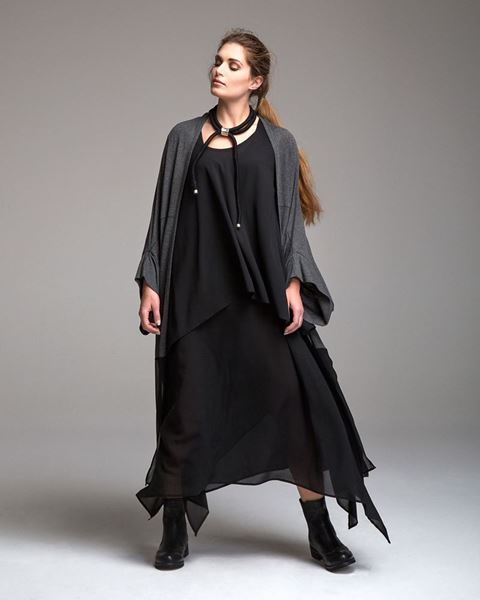 Picture of Maxi dress black