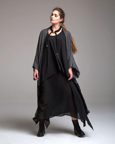 Image de Robe maxi noir