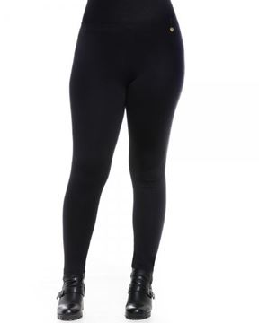 Image de Leggings, bande de cuir synthétique