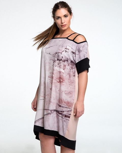 Picture of Dress/Long Top in light pink