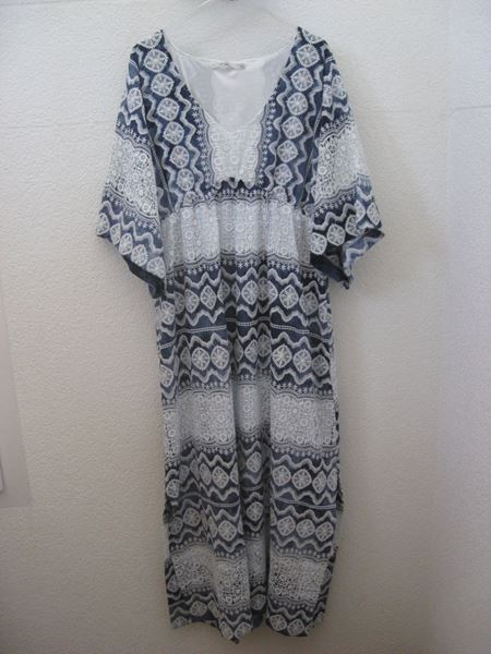Picture of Maxidress blue