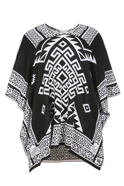 Picture of Pullover Poncho
