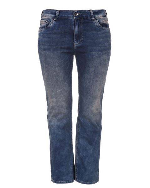 Picture of Straight leg jeans blue