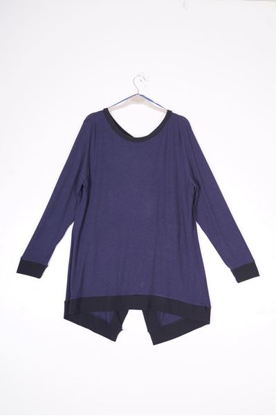 Picture of Pullover with bow in the back
