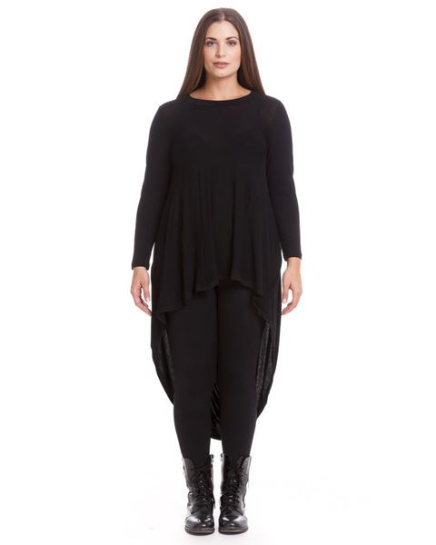 Picture of Black asymmetric top