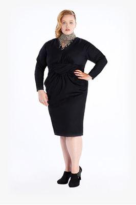 Bild von Beth's Lola Twin Dress Black