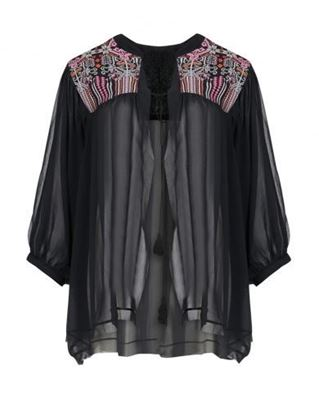 Picture of Open Blouse