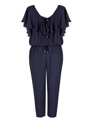 Picture of Jumpsuit with ruffles