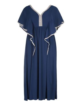 Picture of Georgette Maxi Dress