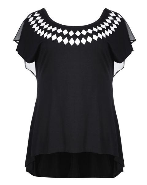 Image de T-Shirt blanc ou noir