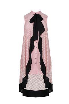 Image de Haut long/ robe en rose