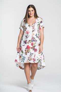 Image de Robe à fleurs