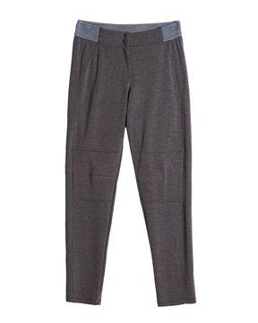 Bild von Hosen in dunkelblau, grau und schwarz