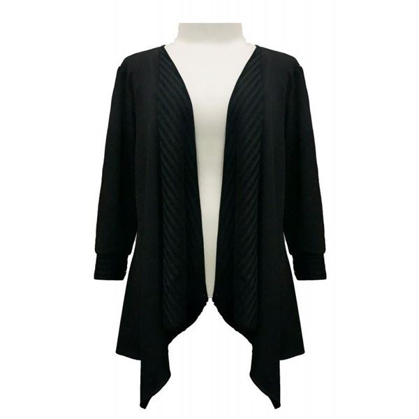 Picture of Designer-Jacket in black