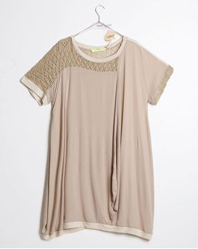 Picture of Long Top beige