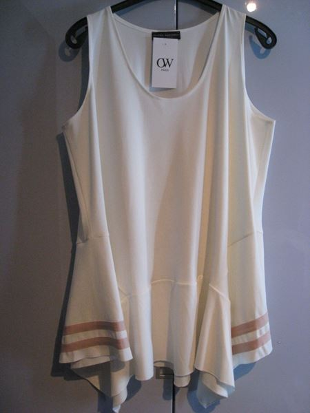 Picture of Long Top with stripes