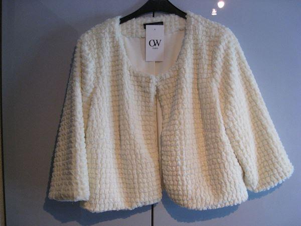 Picture of Short jacket/Bolero white