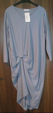 Bild von Kleid in minzgrün & hellblau