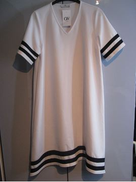 Picture of Dress with stripes