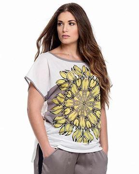 Bild von T-Shirt Blume