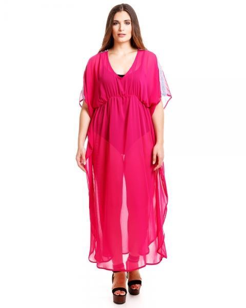 Picture of Maxidress different colors