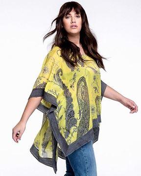 Image de Tunique jaune