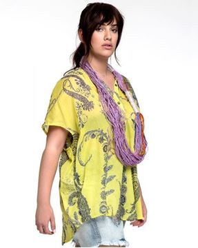 Picture of Yellow blouse