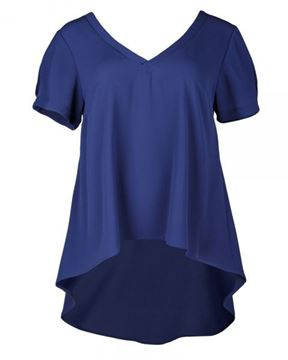Picture of Top dark blue