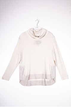 Picture of Knit Top with gold thread