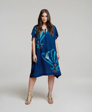 Picture of Long printed tunic