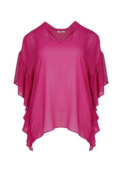 Picture of Top in fuchsia or yellow
