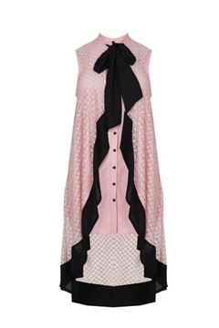 Image de Haut long/ robe en rose