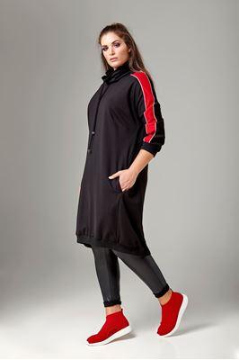 Bild von Sweatshirt-Kleid