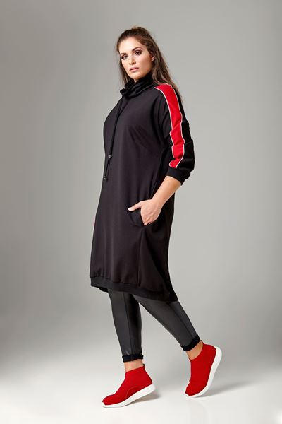 Picture of Swearshirt dress