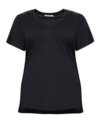 Image de T-Shirt noir