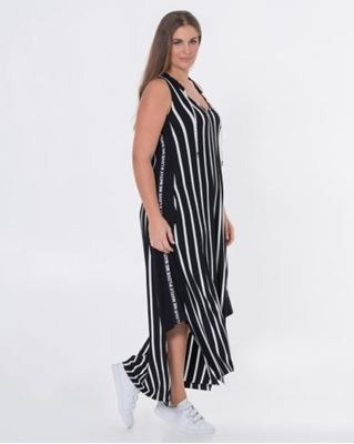 Picture of Striped maxi dress