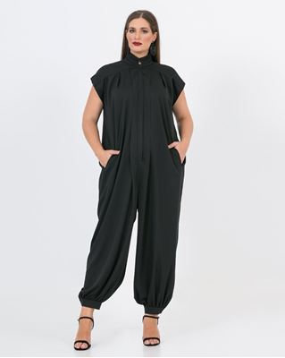 Picture of Jumpsuit black & green