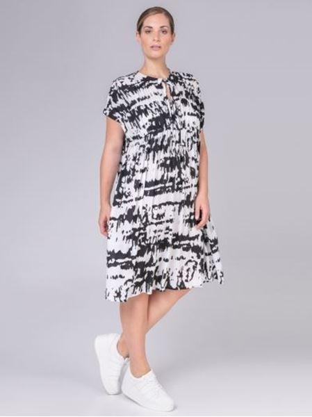Bild von Kleid schwarz/weiss