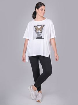 Picture of T-Shirt mit Print