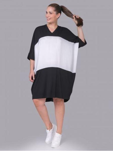 Image de Robe noire/blanche