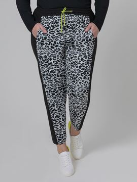 Picture of Animal print trousers